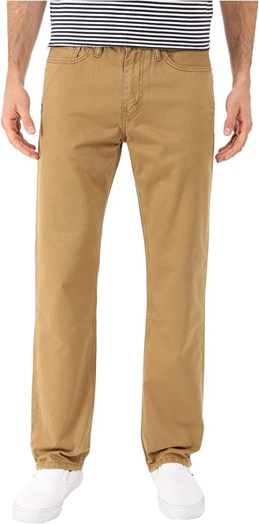 Caraway Soft Washed Twill