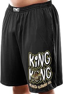 Monsta Clothing Co. Men's Bodybuilding Workout (Kingkong) Gym Training Shorts