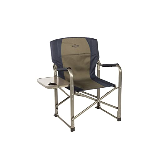 Excellent Camping Chairs With Side Table Amazon Com Forskolin Free Trial Chair Design Images Forskolin Free Trialorg
