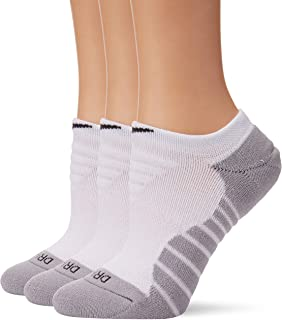 Dry Cushion No-Show Training Socks (3 Pair)