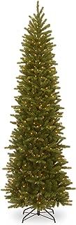National Tree 9 Foot Grande Fir Pencil Slim Tree
