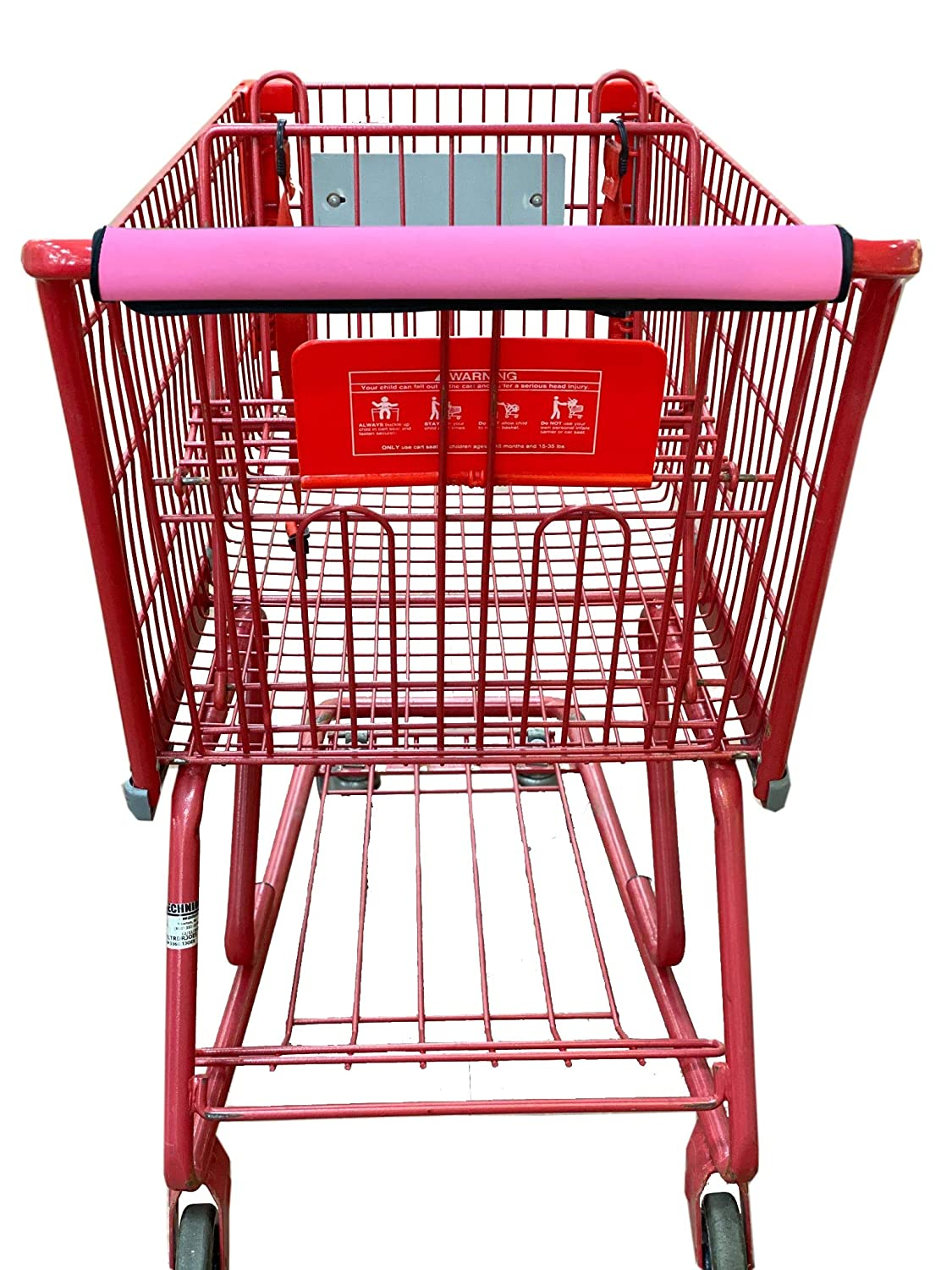 Shopping Cart Handle Cover by TNP, Cover for Handles | Safe and Eco Friendly | Reuseable | 17 Inches