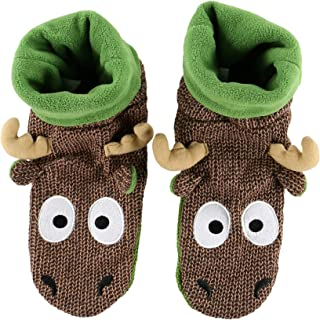 f46bf528680 Slipper Woodland Animal Character Slippers by LazyOne