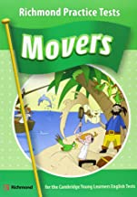RICHMOND PRACTICE TESTS MOVERS STUDENT'S BOOK+CD (Richmond Practice Tests for the Cambridge Young Learners Exams) - 9788466816649
