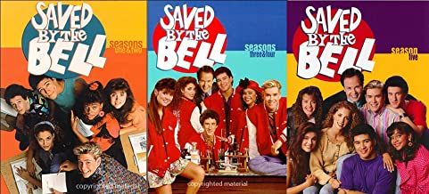 Saved by the Bell (Seasons 1-5)