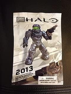 SDCC 2013 Exclusive Mega Bloks Halo Spartan Figure 99693