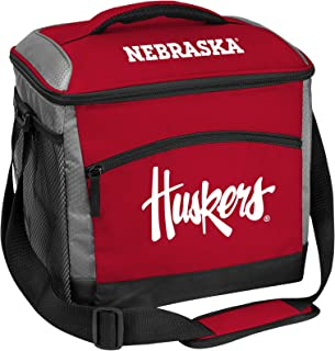 Rawlings NCAA Soft Sided Insulated Cooler Bag, 24-Can Capacity (ALL TEAM OPTIONS)