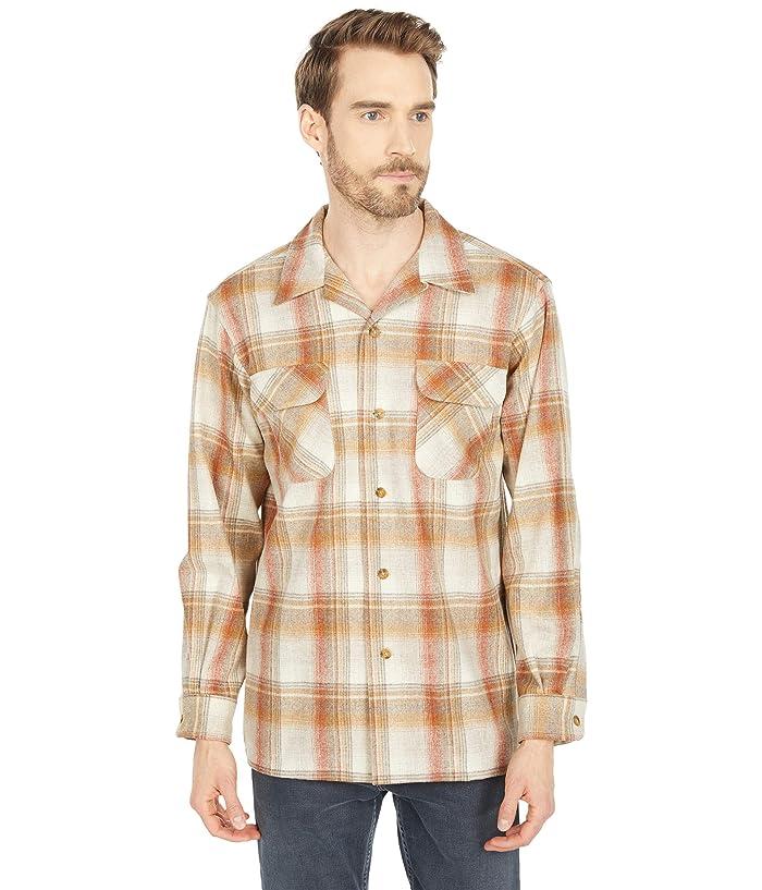 1960s Men's Clothing Pendleton Board Shirt Classic Fit $89.99 AT vintagedancer.com