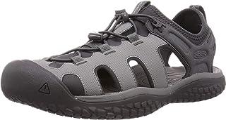 Men's SOLR High Performance Sport Closed Toe Water Sandal