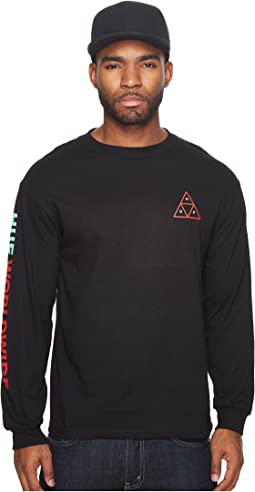 HUF - Triple Triangle Long Sleeve Tee