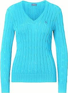 plus récent 1241e 81fb5 Amazon.fr : Ralph Lauren - Pulls, Gilets & Sweat-shirts ...