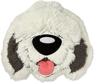 sheepdog pillow