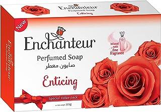 صابون مغري بمستخلصات الورد والماغنوليا، 3في 125 جرام