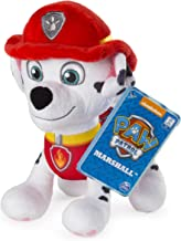 """Paw Patrol – 8"""" Marshall Plush Toy, Standing Plush with Stitched Detailing, for Ages 3 & Up"""