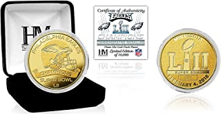 highland mint eagles super bowl