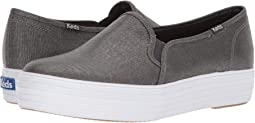 Keds - Triple Decker Metallic Linen