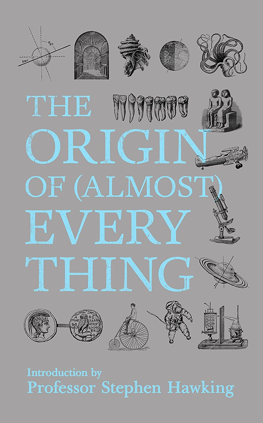 棚エクステント写真を描くNew Scientist: The Origin of (almost) Everything: from the Big Bang to Belly-button Fluff (English Edition)