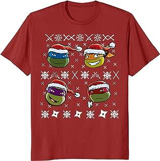 Teenage Mutant Ninja Turtles Christmas Sweater T-Shirt