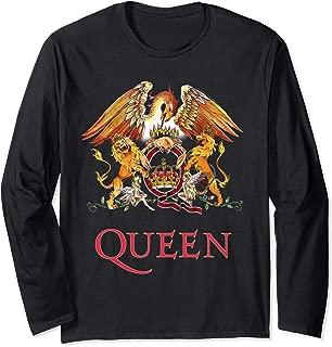 Best queen long sleeve shirt Reviews
