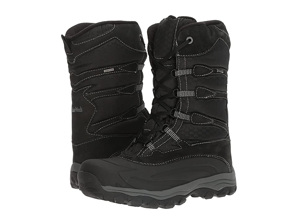Maine Woods Winterhawk (Black) Men