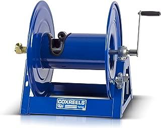 Coxreels 1125-4-100 Steel Hand Crank Hose Reel, 1/2