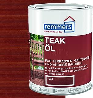 Remmers Gartenholz-Öl - Teak-Öl 750ml