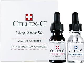 Cellex-C By Cellex-C Cellex-C Advanced-C Serum 2 Step Starter Kit (for Women)