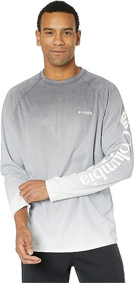 6e21b40863c PFG Terminal Deflector™ Printed Long Sleeve Shirt