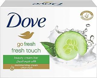 Dove Go Fresh Beauty Cream Bar Soap Fresh Touch, 135g