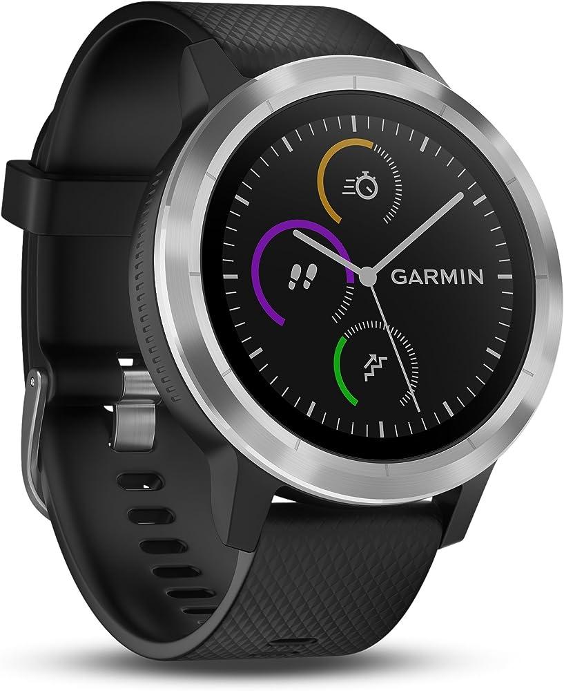 Garmin vivoactive 3 smartwatch con gps, unisex 010-01769-00