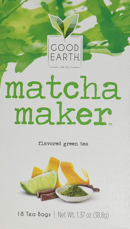Good Earth Matcha Maker Tea oz Ranking TOP15 Green 1.37 5 ☆ popular