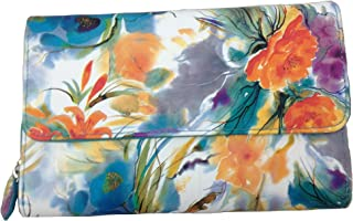 Mundi 475/D159 Women's My Big Fat Wallet Organizer Clutch (Print Floral)