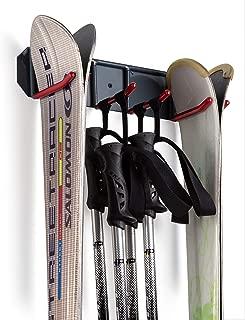 ski pass helmet holder