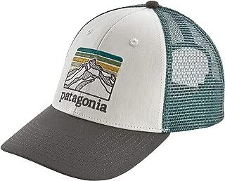 Line Logo Ridge LoPro Trucker Hat (White)