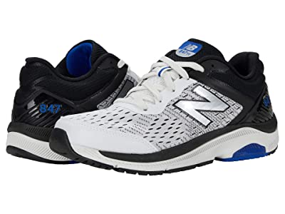 New Balance 847v4 (Arctic Fox/Black) Men
