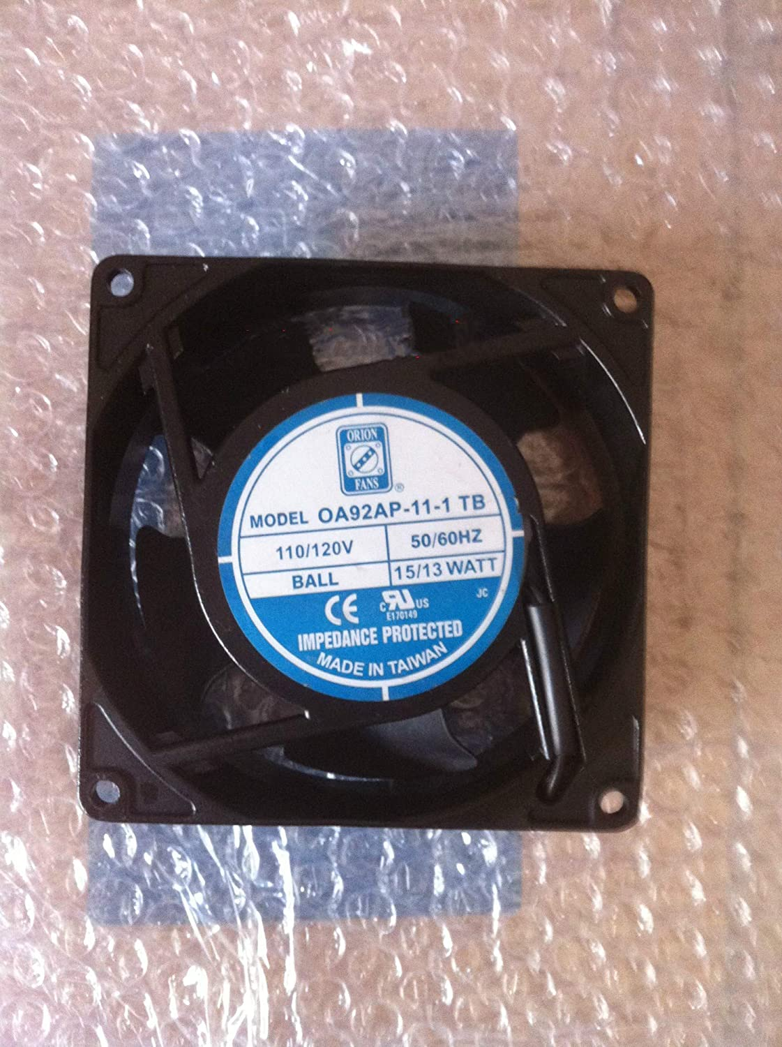 For OrionFans OA92AP-11-1TB 110 Limited time cheap sale New product 120V 13W 9225 frame 15 aluminum