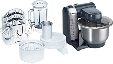 Bosch 550 W Multifunction Food Mixer with Citrus Press - MUM46A1GB, Multi Color