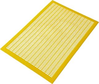 Foxhound Bee Company 8 Frame Plastic Beekeeping Queen Excluder to Keep Queen Separate from Honey Boxes in a Bee Hive
