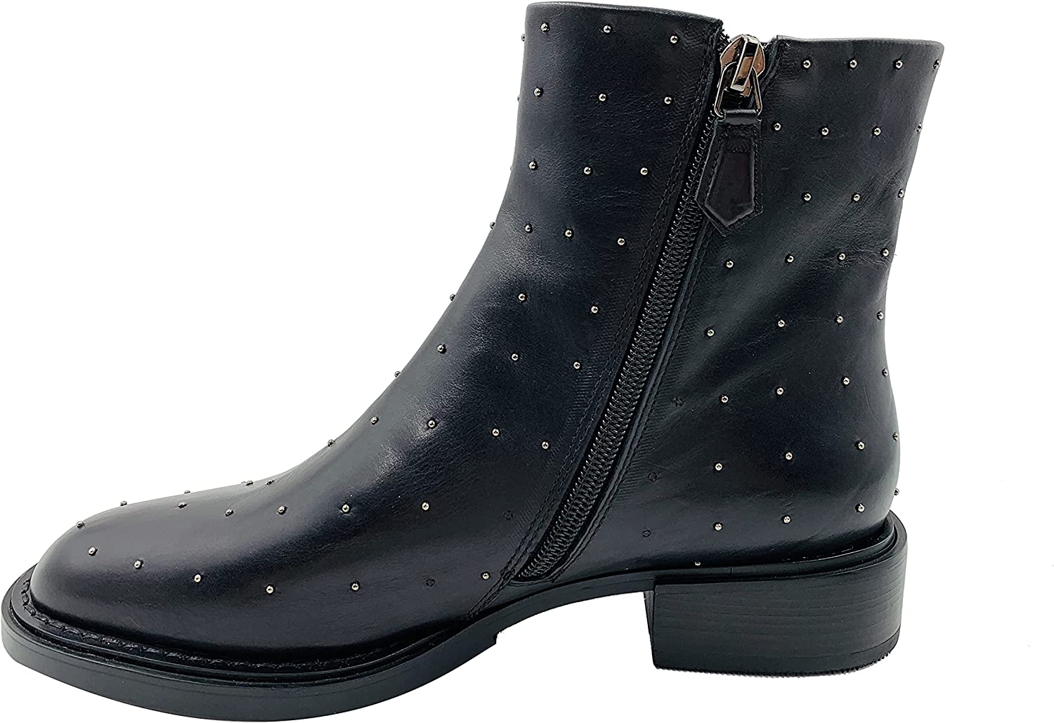 Luanong Boots for Women Woman's Toe Booties Covering Round Nail Ranking TOP17 Some reservation