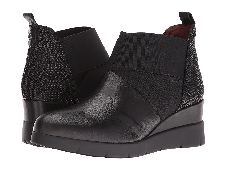 Hispanitas Lyra (Soho Black/Lizard Black) Women