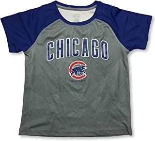 OuterStuff Chicago Cubs Dri Fit Boy's Youth T-Shirt