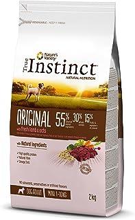 True Instinct Original - Pienso para Perros Mini Adultos con Cordero - 2kg