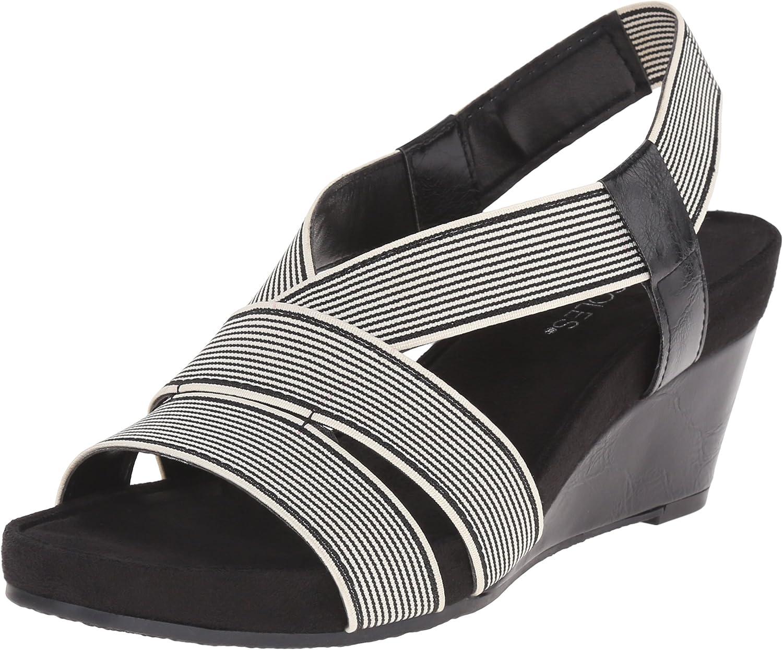 Aerosoles Women's Light Rail Wedge Sandal