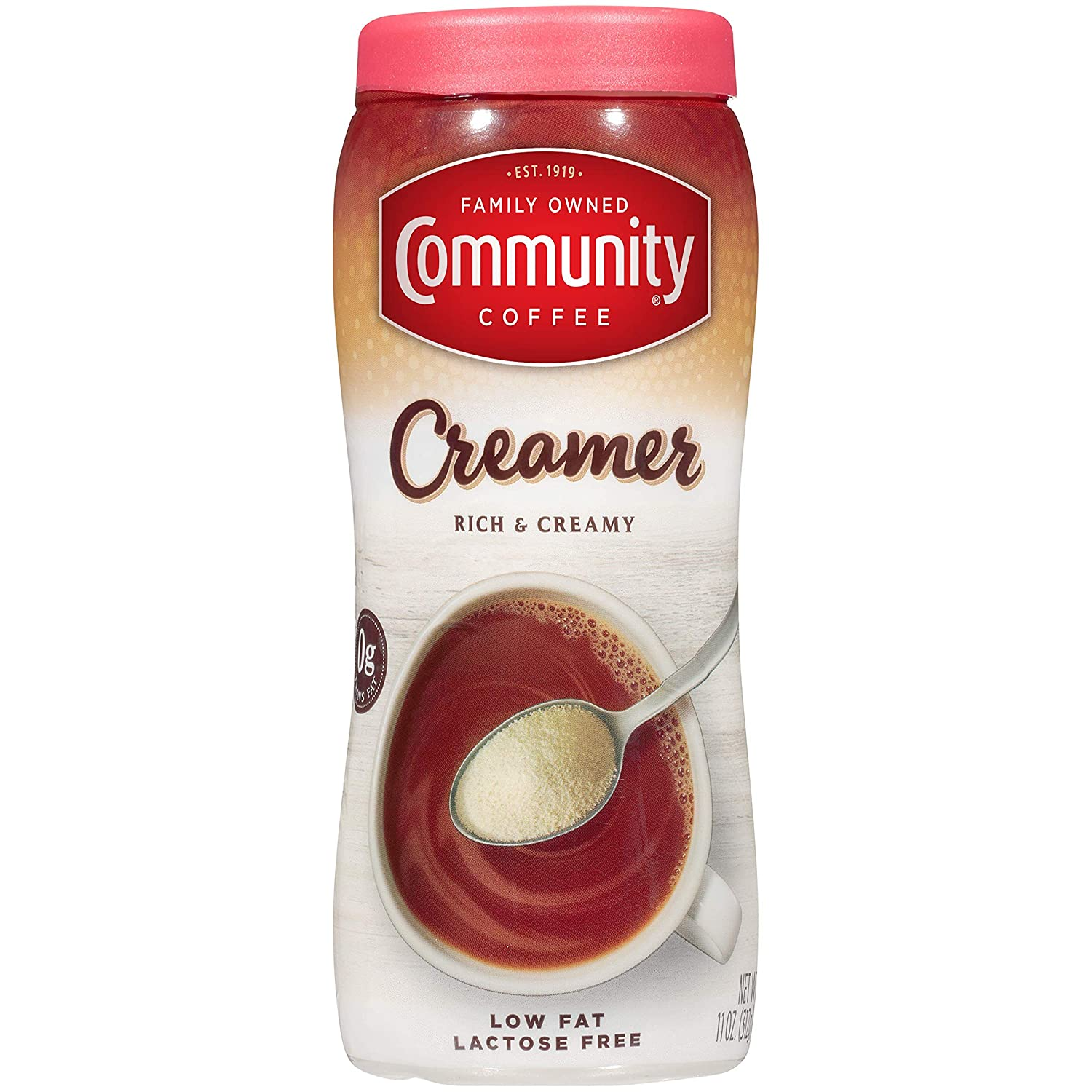 Community OFFicial quality assurance Coffee Non-Dairy Powdered Creamer Ounce Can 11