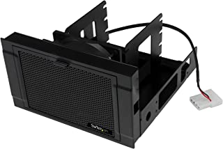 StarTech.com 4x 2.5in SSD/HDD Mounting Bracket with Cooling Fan - Four-Drive Mounting Bracket for Desktop Computer or Server (BRACKET425F)