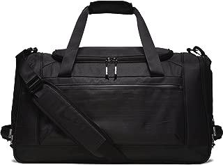 NIKE Departure Golf Duffel Bag, Black