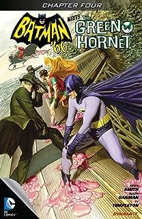 Batman '66 Meets The Green Hornet #4 (Batman '66 Meets the Green Hornet)