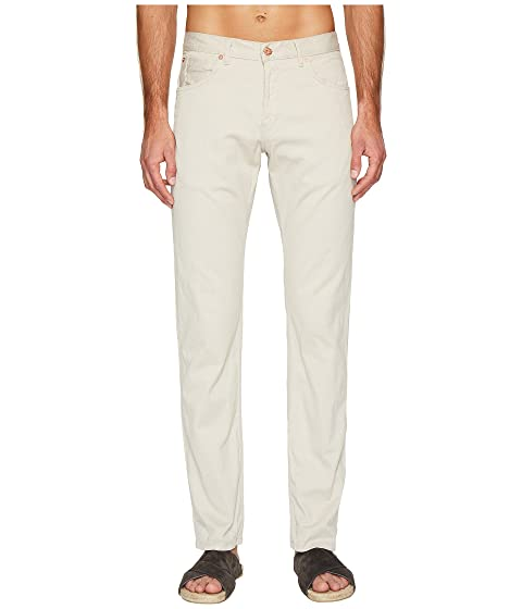 Beige Slim Billy Reid Jeans in I0P1gq