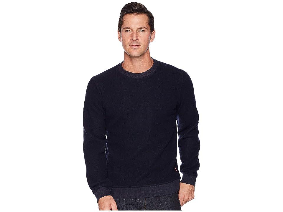 Topo Designs Global Sweater (Navy) Men