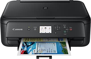Canon TS5120 Wireless All-In-One Printer with Scanner and Copier: Mobile and Tablet Printing, with Airprint(TM) and Google...